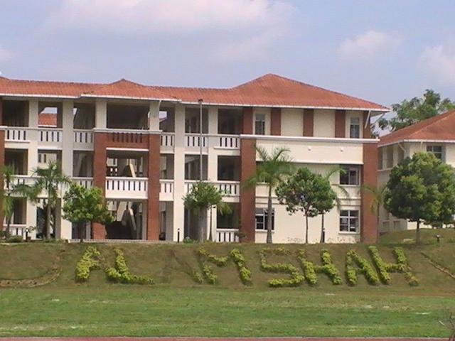 Sekolah Asrama Penuh Alam Shah Putrajaya Red Pastel D